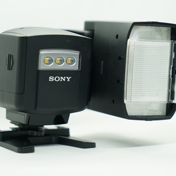 Rent Sony HVL-F60RM High Power Wireless Radio Flash -Commander- with accessories