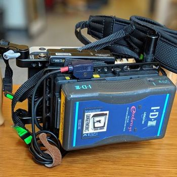 Rent SmallHD 702 Bright with Monitor Cage + Teradek System
