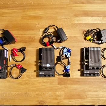 Rent 3 Pack of Teradek Bolt 500 3G-SDI/HDMI Video Transceivers