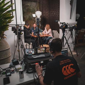 Rent ATEM TV Studio HD - Full Live Production Package (+Operator)