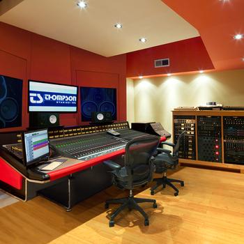 Rent Thompson Studios - State of the Art Professional Recording Studio