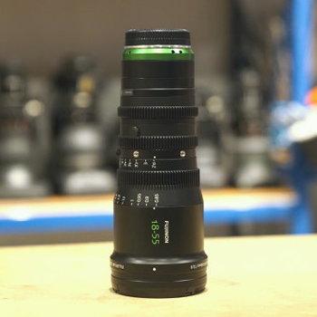 Rent Fujinon MK18-55mm T2.9 Lens