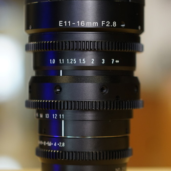 Rent Zunow 11-16mm f/2.8 Super Wide-Angle E-Mount Zoom Lens