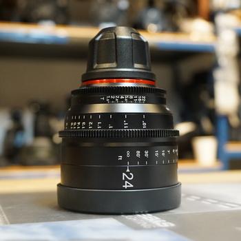 Rent Rokinon Xeen 24mm T1.5 Lens PL Mount