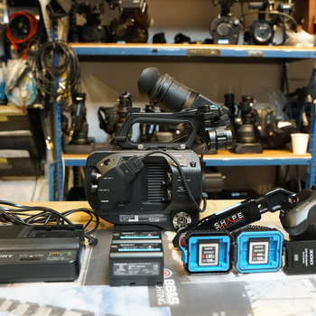 Rent Sony FS7 M2 XDCAM 4K Super 35mm