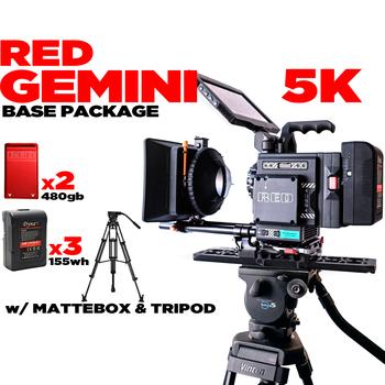 Rent RED Gemini 5K S35 Base Pkg
