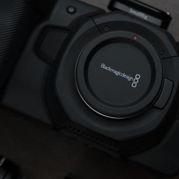 Rent Blackmagic Pocket Cinema camera 4k