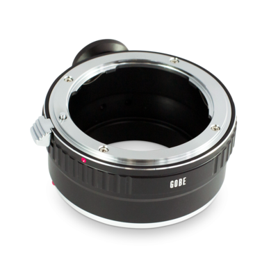 Gobe nikon f lens to sony e lens adapter with tripod pic 3 1