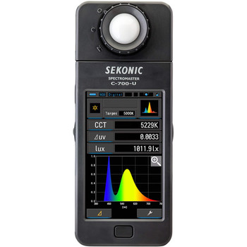 Rent Sekonic C-700-U SpectroMaster Color Meter