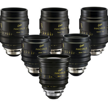 Rent Cooke Mini S4 6 x Lens Package