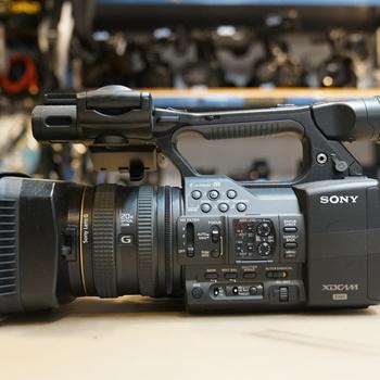 Rent Sony PXW-Z100 4k Camcorder