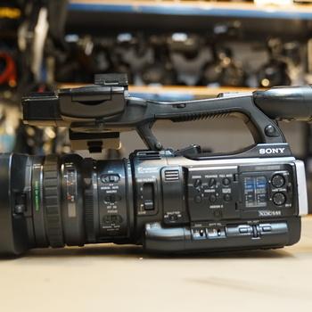 Rent Sony PMW-200 XDCAM Handheld Camcorder