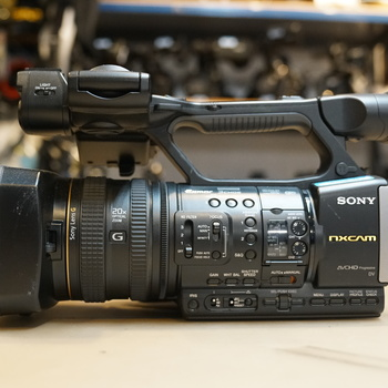 Rent Sony HXR-NX3 NXCAM Professional Handheld Camcorder