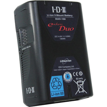 Rent IDX Endura DUO 150 V-Mount Battery Package