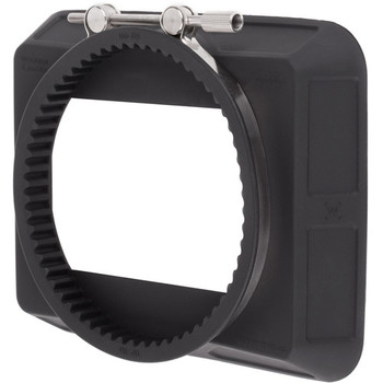 """Rent Wooden Camera 2-Stage Clamp-On 4 x 5.65"""" Zip Box (110-115mm)"""