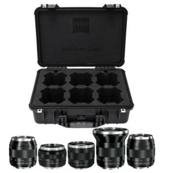 Rent ZEISS ZE SLR Lens Case Set For Canon EF Mount