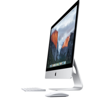 "Rent Apple 27"" iMac with Retina 5K Display"