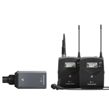 Rent Sennheiser EW 100 ENG G3 Camera-Mount Wireless Combo Microphone System