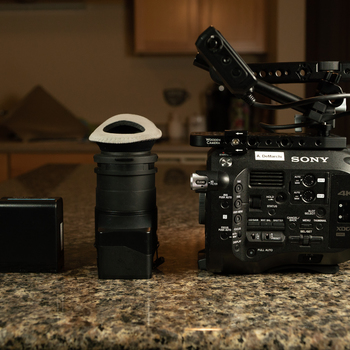 Rent Sony PXW-FS7 Kit