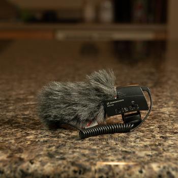 Rent Sennheiser MKE400 Microphone