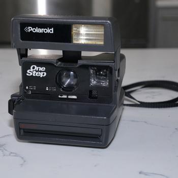 Rent Polaroid One Step Flash Film Camera