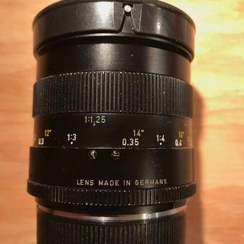 Rent Leica R 60mm f2.8 Macro