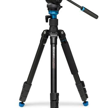 Rent Benro Aero4 Travel Angel Video Tripod Kit