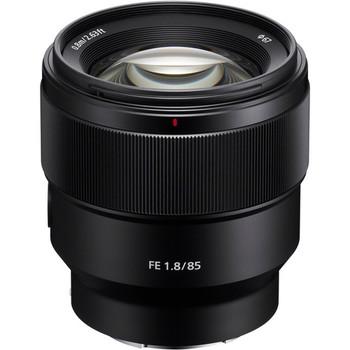 Rent Sony FE 85mm f1.8 E-Mount Lens