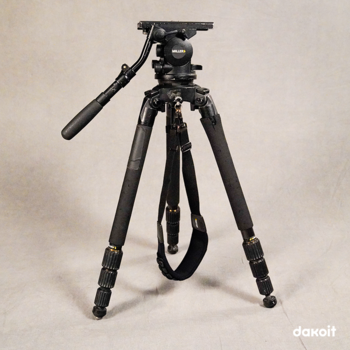 Rent Miller Arrow 55 Tripod