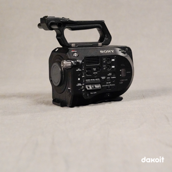 "Rent Sony FS7 Camera (AKA ""The Seabiscuit"")"