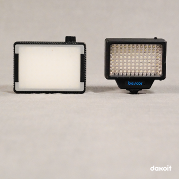 Rent 2x On-Camera LED Lights