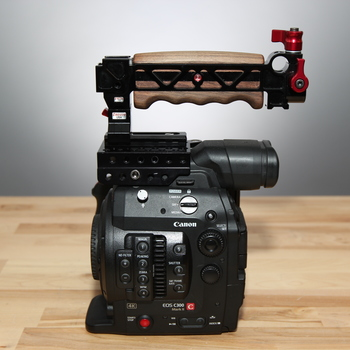 Rent Canon C300 Mark II Documentary Package