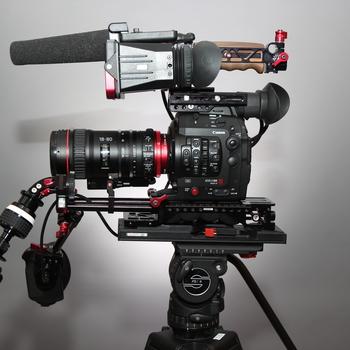 Rent Canon C300 Mark II 2019 Full Indie Kit