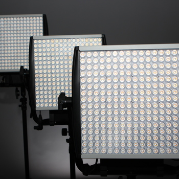 Rent Litepanels Astra LED Kit (Set of 3) with Anton Bauer Batteries