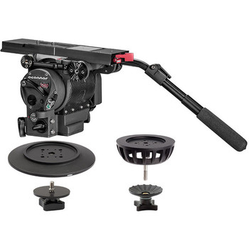 Rent OConnor Ultimate 2560 Mitchell Tripod Head with Ronford Baker Standard Legs