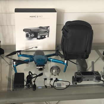 Rent MAVIC 2 PRO WITH  EXTRA BATTERY