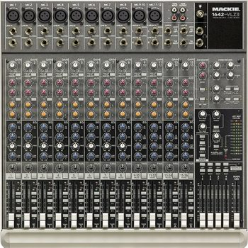 Rent Mackie 1402-VLZ Pro 14-Channel Board Mixer