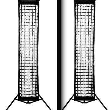 "Rent (2 ) 14""×63""  Strip softbox's"