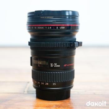 Rent Canon 16-35mm f/2.8L II USM