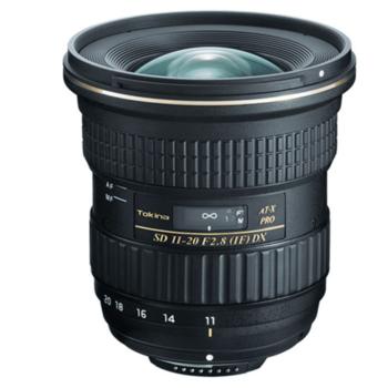 Rent Tokina 11-20 f2.8 EF Mount Lens