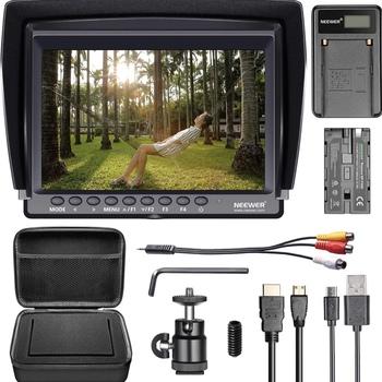 """Rent Camera Field Monitor Kit: 7"""" Ultra HD"""