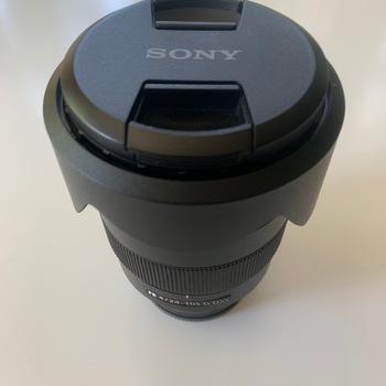 Rent Sony 24-105 F4 OSS G-Lens (E-Mount/Mirrorless) - Fast Response!