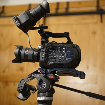 Rent Sony PXW-FS7 Cinema Camera w/ GMaster Lens and Accessories