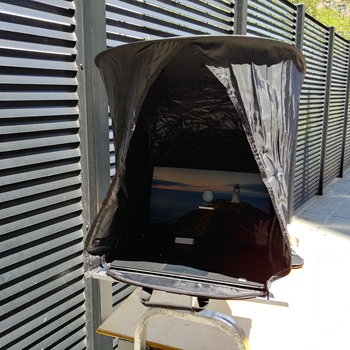 Rent Laptop Sunshade/tent