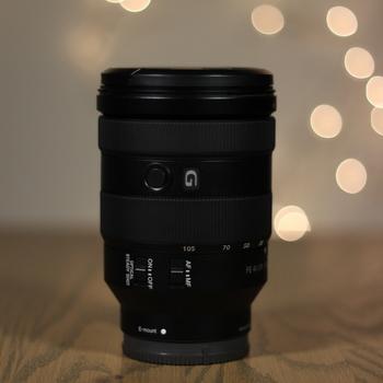 Rent Sony FE 24-105mm F4 G OSS E-Mount Lens