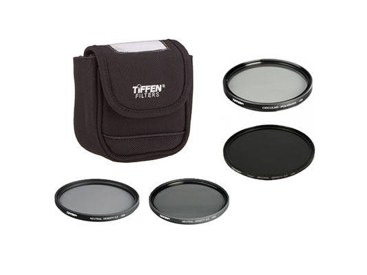 Tiffen 77mm filters