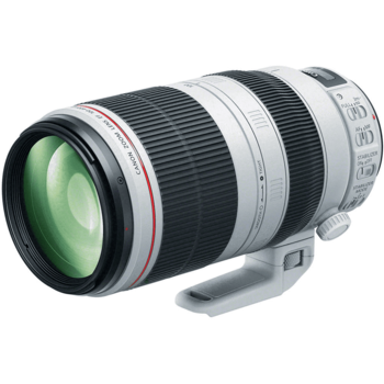 Rent Canon EF 100-400mm f4.5-5.6L IS USM Lens