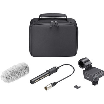 Rent XLR K2M  adaptor kit with Sennheiser ew 112-p G3 Wireless + ME 2 Lavalier  AND cage