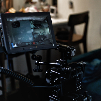 Rent Sony A7s II package with Blackmagic Video Assist 4K