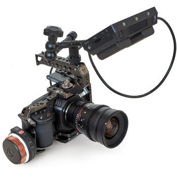 Rent Blackmagic Design package: BMPCC 4K + TILTA CAGE + NUCLEUS-N + LENS PACKAGE